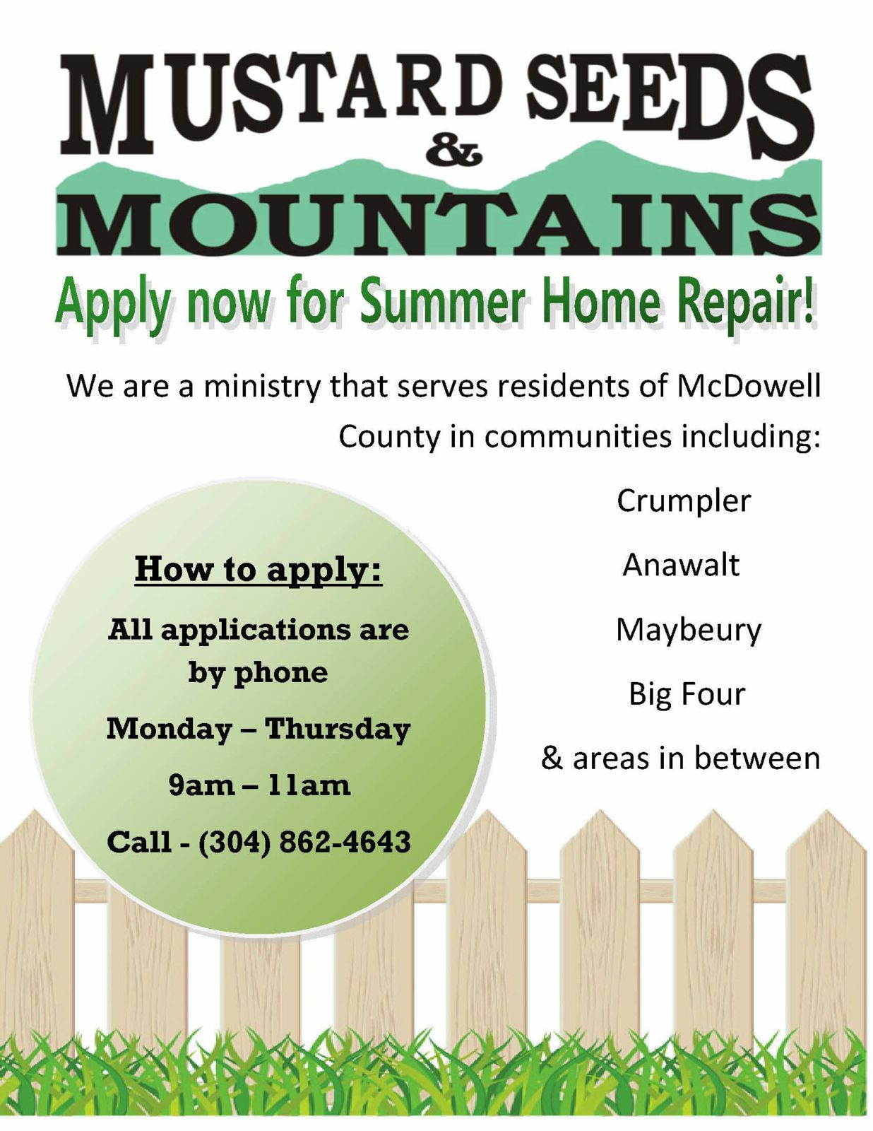 McDowell County Home Repair
